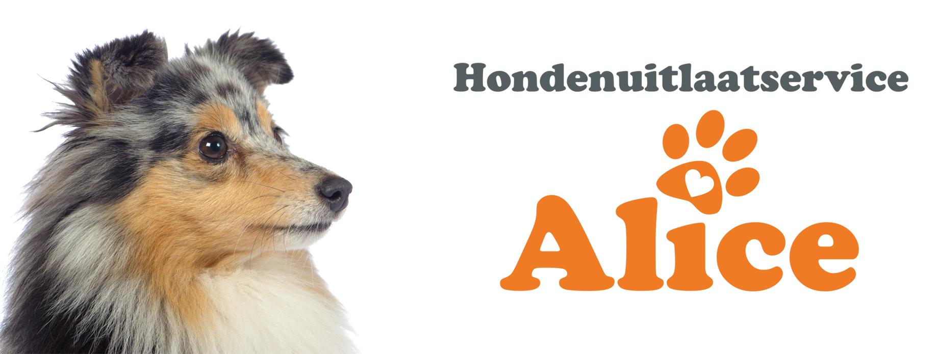 Hondenuitlaatservice Alice